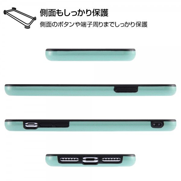 iPhoneXS / iPhoneX ケース Ray Out iPhone XS / X ディズニー TPU 耐衝撃Light Pastel  レイアウト ネコポス送料無料|ec-kitcut|05