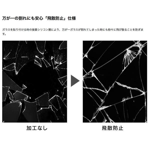 iPhone 11 Pro / XS / X 保護フィルム Simplism シンプリズム iPhone 11 Pro / XS / X 液晶保護強化ガラス 反射防止 0.33mm TR-IP18S-GL-AG ネコポス可 ec-kitcut 07