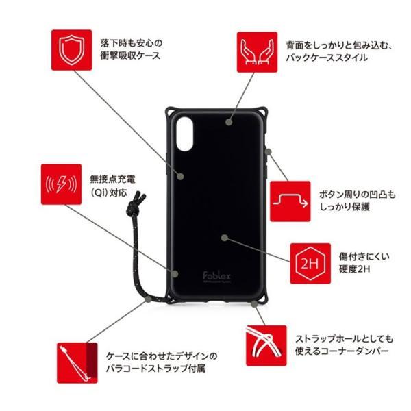 iPhoneXR ケース Simplism シンプリズム iPhone XR  Fablex  衝撃吸収ファブリックケース ブラックカモフラージュ TR-IP18M-FB-CCM ネコポス可|ec-kitcut|07