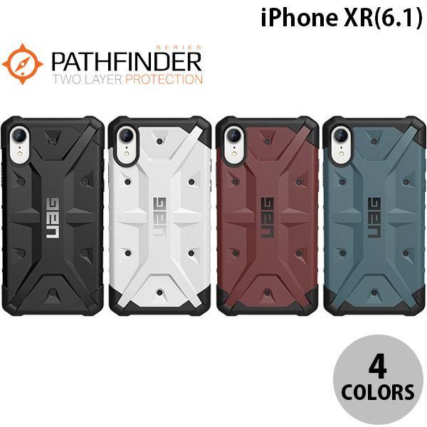 iPhoneXR ケース UAG iPhone XR PATHFINDER コンポジットケース  ユーエージー ネコポス送料無料 ec-kitcut