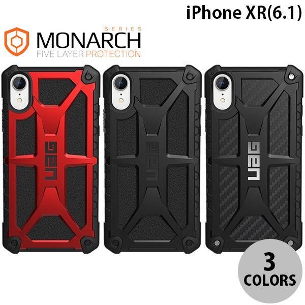 iPhoneXR ケース UAG iPhone XR MONARCH コンポジットケース  ユーエージー ネコポス可|ec-kitcut