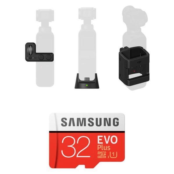 カメラアクセサリー DJI ディージェイアイ Osmo Pocket アクセサリーマウント CP.OS.00000005.01 ネコポス不可 ec-kitcut 02