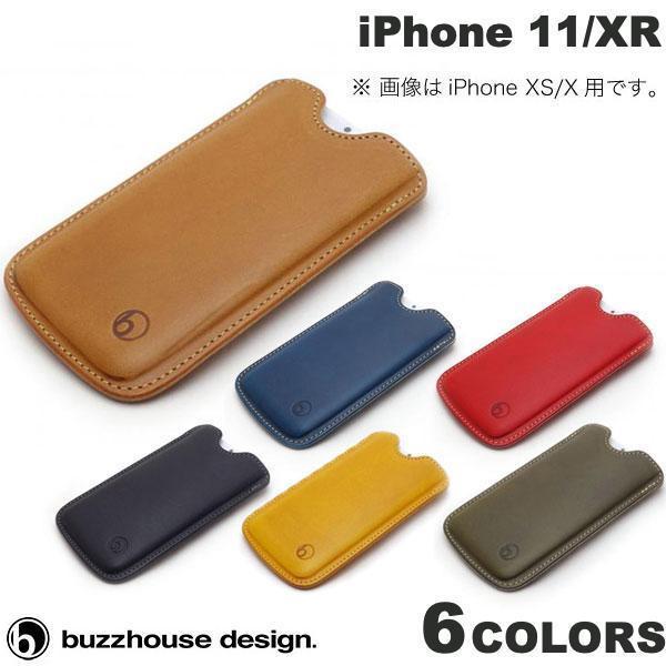 iPhoneXR ケース buzzhouse design iPhone XR ハンドメイドレザーケース バズハウスデザイン ネコポス送料無料|ec-kitcut