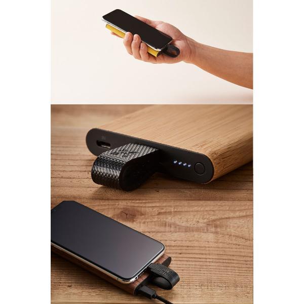 モバイルバッテリー NuAns TAGPLATE Lightning付きモバイルバッテリー 6000mAh  ニュアンス ネコポス送料無料|ec-kitcut|06