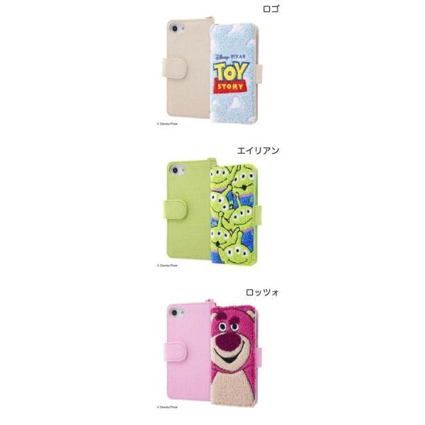 iPhone8 / iPhone7 / iPhone6s / iPhone6 ケース ingrem iPhone 8 / 7 / 6s / 6 トイ・ストーリー サガラ刺繍 帆布 手帳型ケース イングレム ネコポス送料無料|ec-kitcut|02