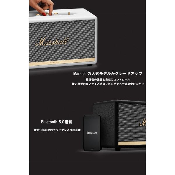 Marshall Headphones STANMORE II Bluetooth スピーカー マーシャル ヘッドホンズ ネコポス不可|ec-kitcut|03