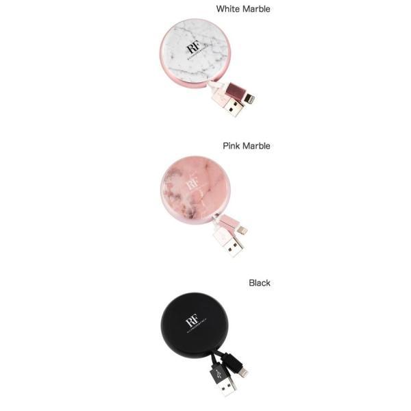 Lightning USBケーブル Richmond & Finch CABLE WINDER Lighting Cable リッチモンド&フィンチ ネコポス可|ec-kitcut|02