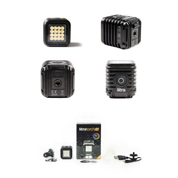 Litra Torch2 リトラトーチ2 LEDアクションライト ネコポス不可|ec-kitcut|02