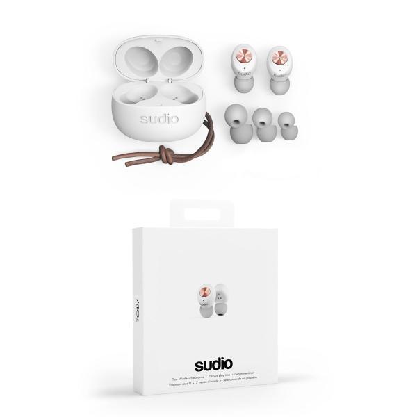完全ワイヤレス イヤホン 独立 Sudio TOLV ミニマムスタイル 完全ワイヤレスイヤホン Bluetooth 5.0 スーディオ ネコポス不可|ec-kitcut|06