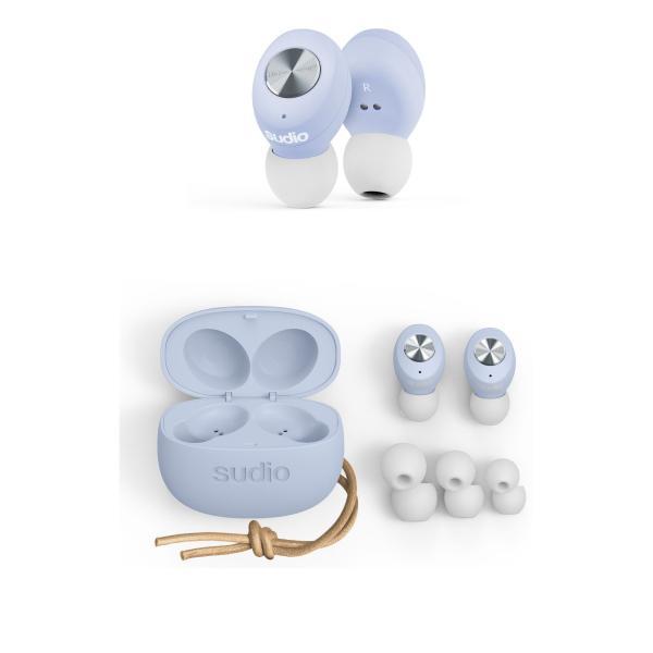 完全ワイヤレス イヤホン 独立 Sudio TOLV ミニマムスタイル 完全ワイヤレスイヤホン Bluetooth 5.0 スーディオ ネコポス不可|ec-kitcut|07