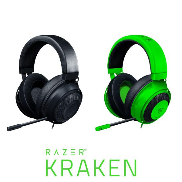 Razer Kraken 有線 ゲーミングヘッドセット レーザー ネコポス不可 2019|ec-kitcut