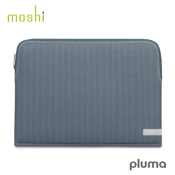 Macノート用スリーブケース moshi エヴォ MacBook Pro 13 Pluma Denim Blue mo-plm13-db ネコポス不可