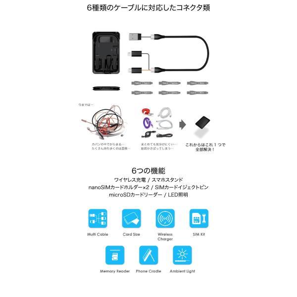 CARD KableCARD デジタルガジェット用 カード型マルチツール カード ネコポス送料無料|ec-kitcut|04