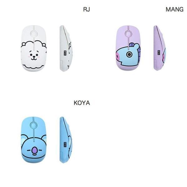 ワイヤレスマウス BT21 無線マウス コンパクトサイズ 2.4GHz  ネコポス不可 ec-kitcut 03