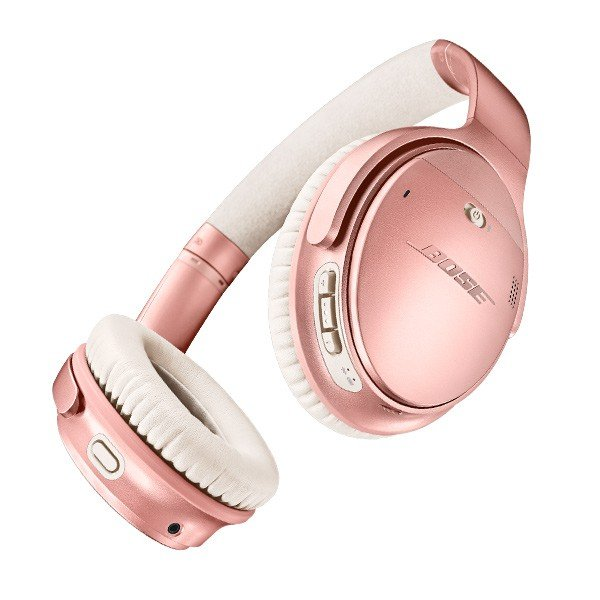 ワイヤレス ヘッドホン BOSE ボーズ QuietComfort 35 wireless headphones II ローズゴールド Limited Edition Quiet Comfort35 II RGD ネコポス不可|ec-kitcut