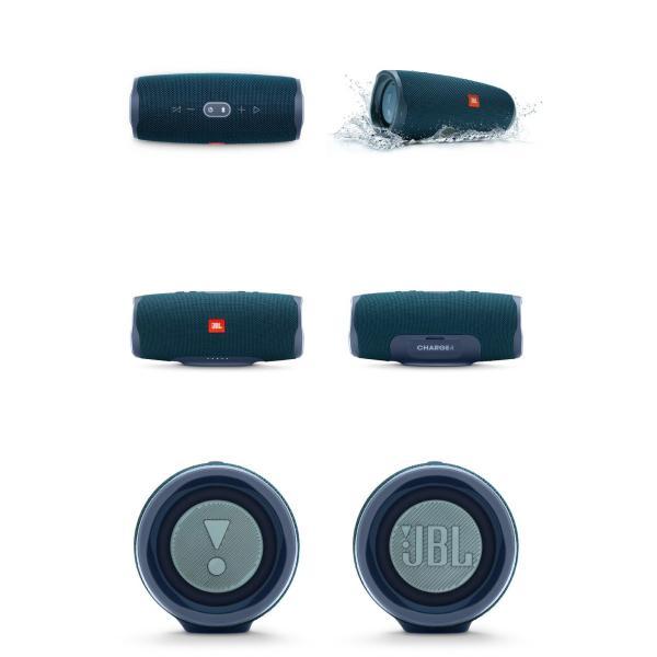 ワイヤレススピーカー 防水 JBL CHARGE4 スプラッシュプルーフ IPX7 対応 Bluetoothスピーカー ジェービーエル ネコポス不可|ec-kitcut|07