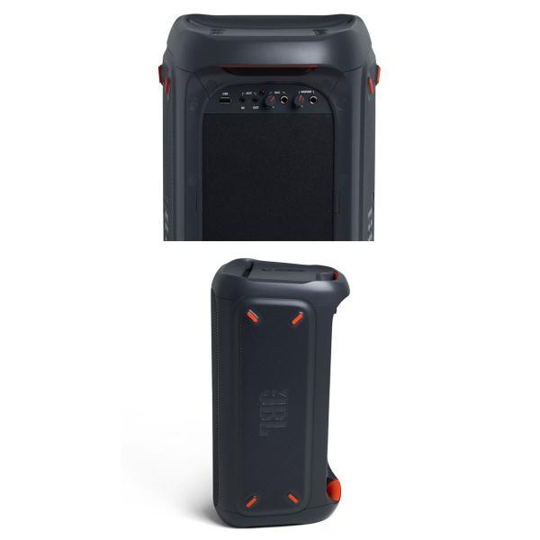 ワイヤレススピーカー JBL ジェービーエル PARTYBOX100 ライティング機能搭載 Bluetoothスピーカー ブラック JBLPARTYBOX100JN ネコポス不可|ec-kitcut|02