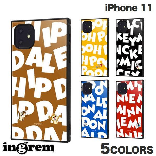 iPhone 11 ケース ingrem iPhone 11 ディズニーキャラクター 耐衝撃ハイブリッドケース KAKU  イングレム ネコポス送料無料|ec-kitcut