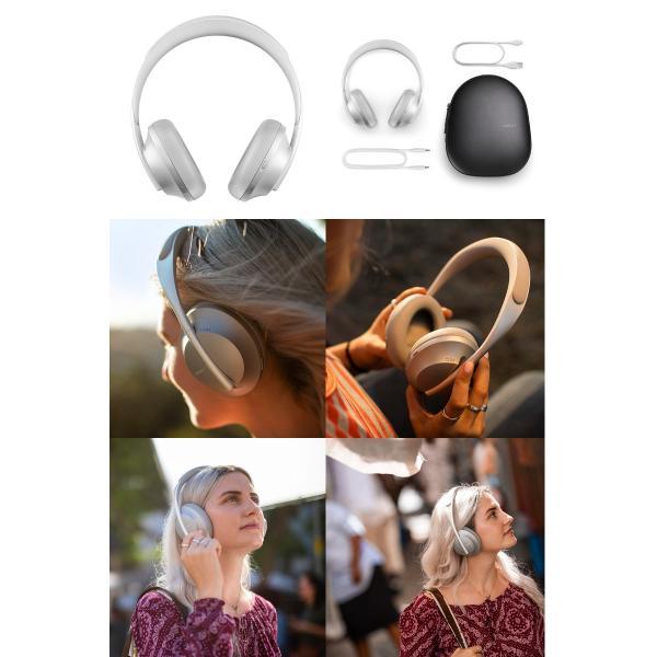 ワイヤレス ヘッドホン BOSE Noise Cancelling Headphones 700 Bluetooth 5.0 ボーズ ネコポス不可|ec-kitcut|04