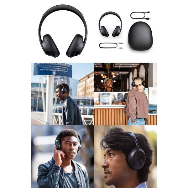 ワイヤレス ヘッドホン BOSE Noise Cancelling Headphones 700 Bluetooth 5.0 ボーズ ネコポス不可|ec-kitcut|05