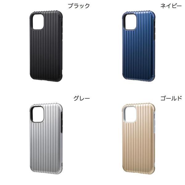 iPhone 11 Pro ケース GRAMAS iPhone 11 Pro Rib Hybrid Shell Case  グラマス ネコポス送料無料|ec-kitcut|02