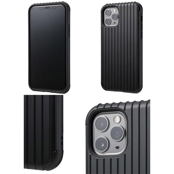 iPhone 11 Pro ケース GRAMAS iPhone 11 Pro Rib Hybrid Shell Case  グラマス ネコポス送料無料|ec-kitcut|05