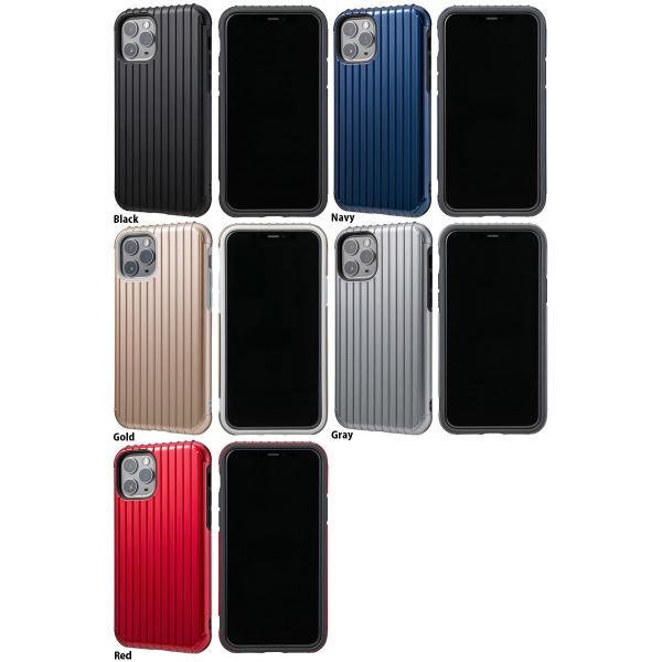 iPhone 11 Pro ケース GRAMAS iPhone 11 Pro Rib Hybrid Shell Case  グラマス ネコポス送料無料|ec-kitcut|06