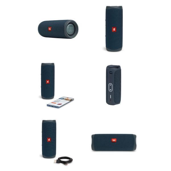 ワイヤレススピーカー JBL FLIP5 Bluetooth ワイヤレス IPX7 防水 スピーカー ジェービーエル ネコポス不可|ec-kitcut|06
