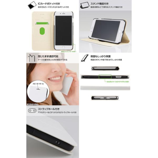 iPhone8Plus/ iPhone7Plus ケース ingrem iPhone 8 Plus / 7 Plus ムーミン 手帳型ケース マグネットタイプ  イングレム ネコポス不可|ec-kitcut|03
