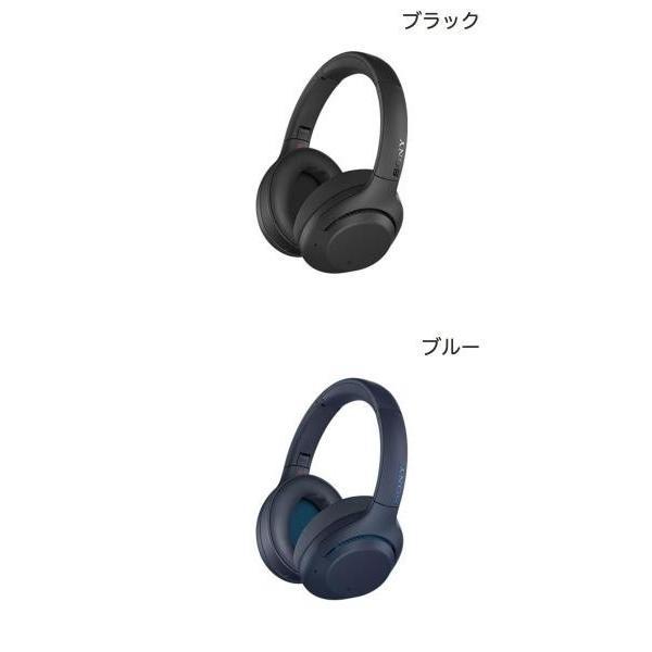 ワイヤレス ヘッドホン SONY WH-XB900N ワイヤレス ノイズキャンセリング ステレオヘッドセット Bluetooth  ソニー ネコポス不可|ec-kitcut|02