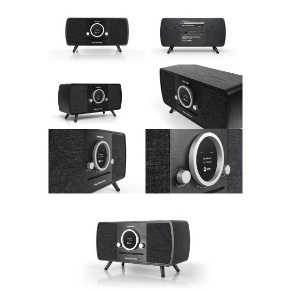 Tivoli Audio Music System Home Wi-Fi Bluetooth 対応 AM/FMラジオ CDプレイヤー内蔵 ワイヤレス ステレオ スピーカー ネコポス不可|ec-kitcut|06