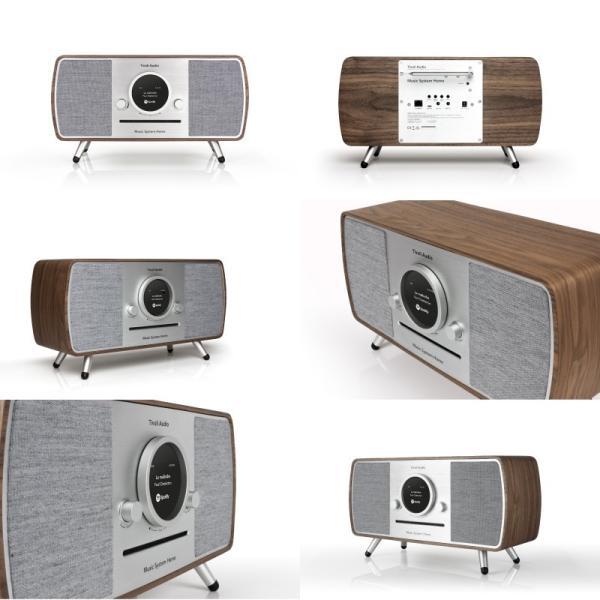 Tivoli Audio Music System Home Wi-Fi Bluetooth 対応 AM/FMラジオ CDプレイヤー内蔵 ワイヤレス ステレオ スピーカー ネコポス不可|ec-kitcut|08