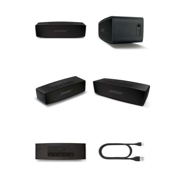 ワイヤレススピーカー BOSE SoundLink Mini Bluetooth speaker II Special Edition ボーズ ネコポス不可|ec-kitcut|06
