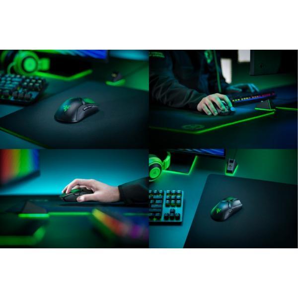 Razer レーザー Viper Ultimate 左右両対応 ワイヤレス ゲーミングマウス RZ01-03050100-R3A1 ネコポス不可|ec-kitcut|10