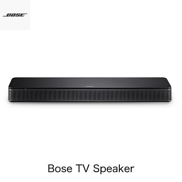 BOSETVSpeakerコンパクトサウンドバーBluetooth対応ブラックボーズネコポス不可
