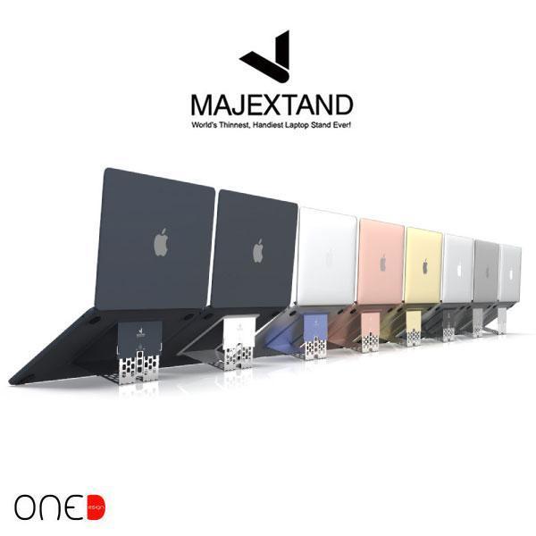 ONED Majextand 超薄型 Macbook クーリングスタンド 人間工学デザイン
