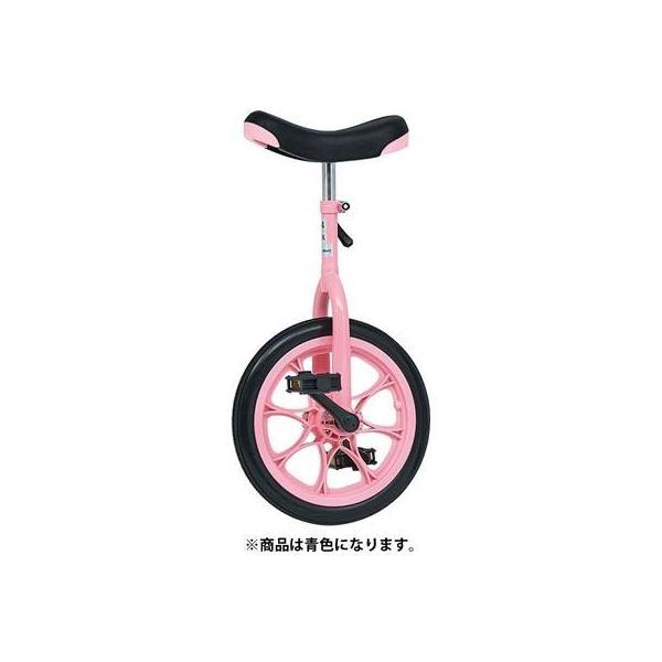 トーエイライト【T2664B ブルー ノーパンク一輪車14】