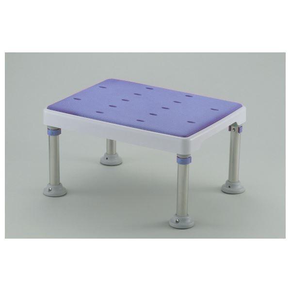 やわらか浴槽台GR 7段階高さ調節付き(3) 〔ハイタイプ〕 脱着式天板/天板シート (入浴用品/介護用品)