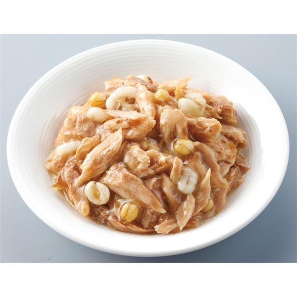 (まとめ)シーザー シンプルレシピ 煮まぐろと五穀 80g〔×48セット〕〔ペット用品・犬用フード〕|ec-tokia|02