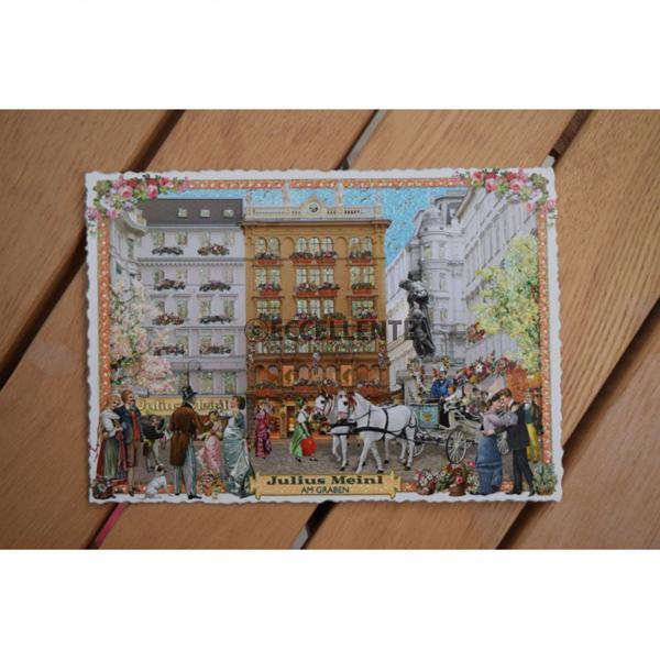 【ユリウス・マインル】アートポストカード eccellente