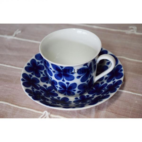 【北欧ヴィンテージ】【ロールストランド】モナミ コーヒーカップ&ソーサー eccellente 02