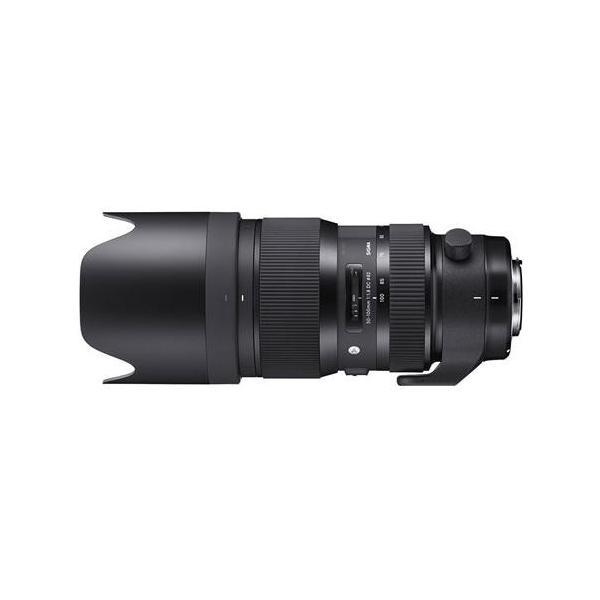 シグマ 50-100mm F1.8 DC HSM キヤノン用