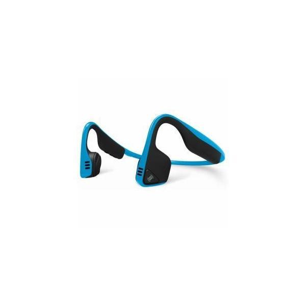 AfterShokz AFT-EP-000001(オーシャンブルー) TREKZ TITANIUM Bluetooth 骨伝導ヘッドホン