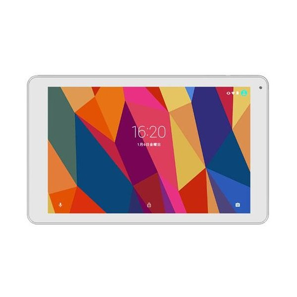 KEIAN KWP10R(ホワイト) Wi-Fiモデル 10型ワイド 8GB