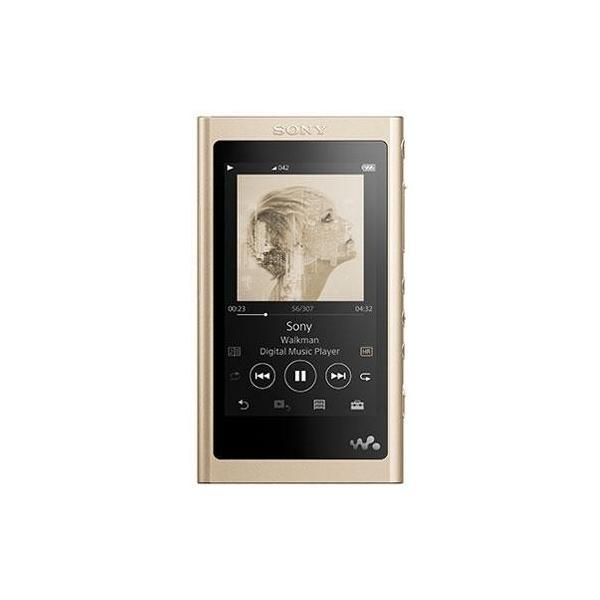 ソニー NW-A55HN-N(ペールゴールド) ウォークマン 16GB