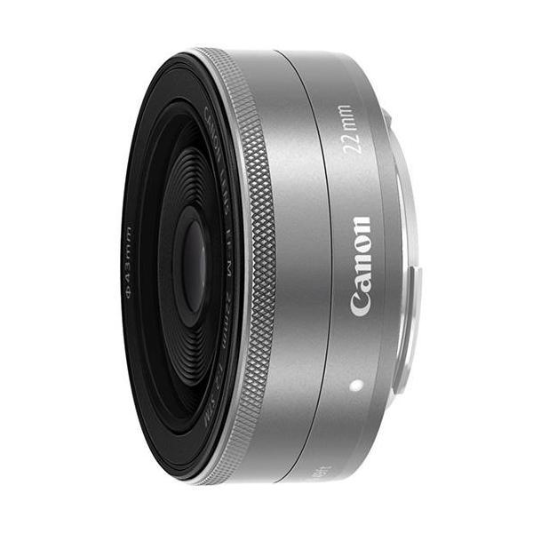 CANON EF-M22mm F2 STM(シルバー)