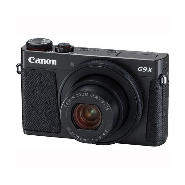 CANON PowerShot G9 X Mark II(ブラック)