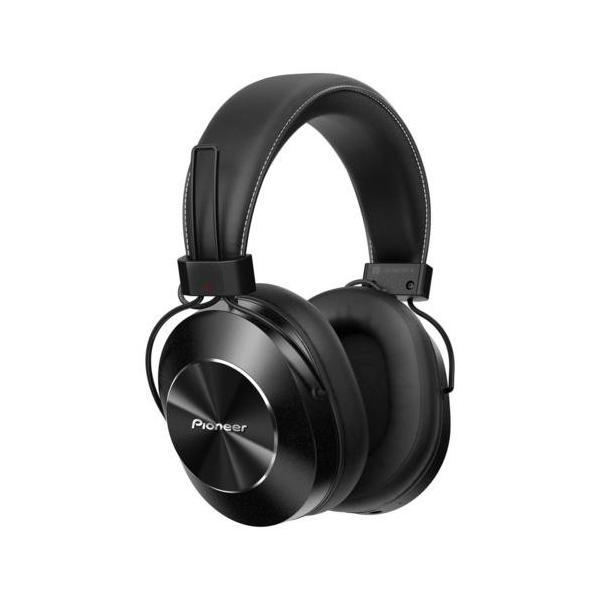 パイオニア SE-MS7BT-K(ブラック) Styleシリーズ  ハイレゾ対応ダイナミック密閉型Bluetoothヘッドホン