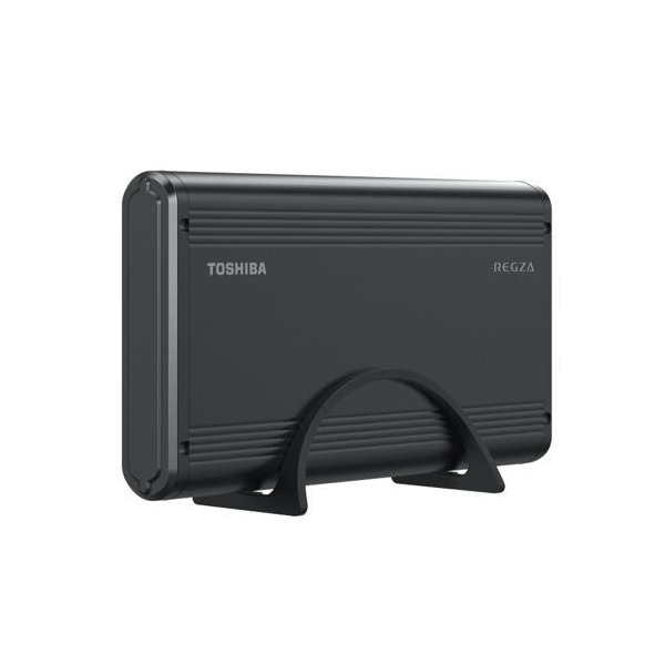 外けHDD USBハードディスク THD-100V3 ブラック 1TB Vシリーズ レグザ純正 タイムシフトマシン 増設用 24時間 連続 無料 東芝 THD100V3