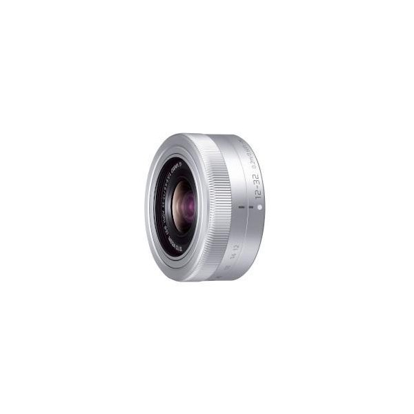 パナソニック LUMIX G VARIO 12-32mm F3.5-5.6 ASPH./MEGA O.I.S.(シルバー)